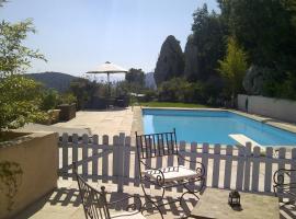 Villa Manon, Ориоль (рядом с городом Pont de Joux)