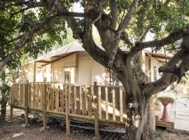 Blanco's home & Glamping