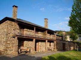 Casa Bouza, Becerreá (Cerca de Baleira)
