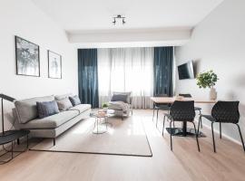 Forenom Aparthotel Helsinki Pikku Huopalahti