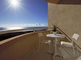 Beachfront Apartment with Panoramic Sea Views
