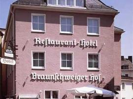 Braunschweiger Hof, Münchberg (Zell im Fichtelgebirge yakınında)