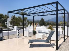 Rooftop Bbq Wifi Pool Golf Marbella