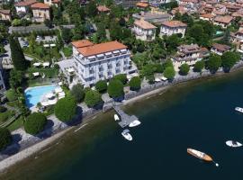 Park Hotel Italia, Cannero Riviera