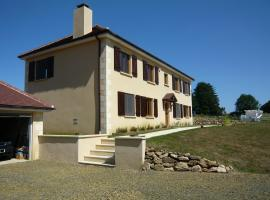 Lakeside Bed and Breakfast, Beyssenac (рядом с городом Saint-Cyr-les-Champagnes)