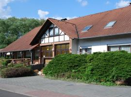 Hotel am Steinertsee - Kassel-Ost, Kaufungen (Nienhagen yakınında)