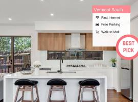 Holiday Dream 3 BED NEW Townhouse | Vermont South