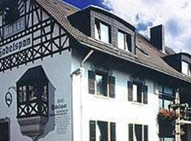 Hotel der Hobelspan, Mespelbrunn (Leidersbach yakınında)