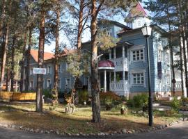 Hotel in Votchina Deda Moroza