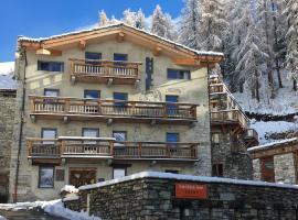 Chalet Hotel Du Fornet
