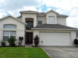 Spacious 5 Bedroom Pool Home Close to Disney