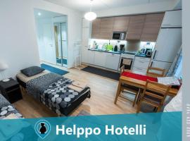 Helppo Hotelli Apartments Jyväskylä