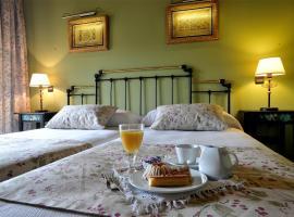 Hotel-Hospedería los Templarios, Сепульведа