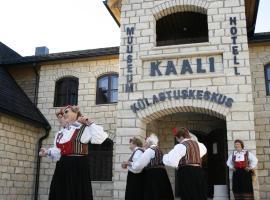 Kaali Külastuskeskuse Hotell, Kaali (Eiste yakınında)