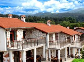 Къщи за гости Илиеви