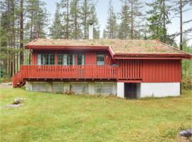 Three-Bedroom Holiday Home in Notodden