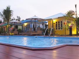 sunglobe resort kohyaonoi