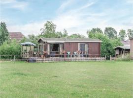 One-Bedroom Holiday Home in Okkenbroek
