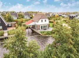 Holiday Home Bodelaeke-Schiphuiswoning