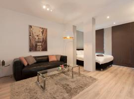 Luxury Amsterdam City Center Apartments