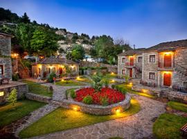 Hotel Machalas, Κήποι