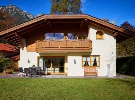 Ferienhaus Villa Alpenmelodie