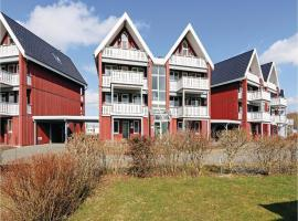 Two-Bedroom Apartment in Rechlin