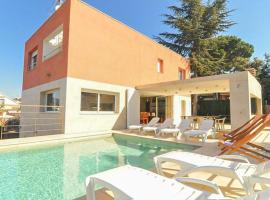 Arenys de Mar Villa Sleeps 10 Pool WiFi