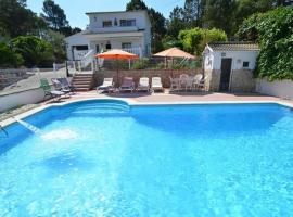 Montbarbat Villa Sleeps 8 Pool