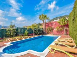 Pineda de Mar Villa Sleeps 10 Pool Air Con WiFi