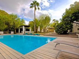 San Agustin des Vedra Villa Sleeps 10 Pool Air Con
