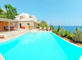 Pyrgi Villa Sleeps 10 Pool Air Con WiFi