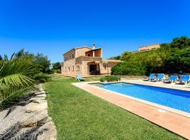 Son Macia Villa Sleeps 7 Pool Air Con WiFi