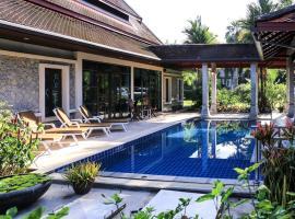 Sabai Private Pool Villa Khao Lak