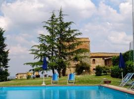 Libbiano Villa Sleeps 12 Pool WiFi
