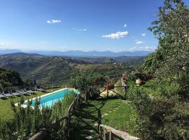 Perdifumo Villa Sleeps 12 Pool Air Con WiFi