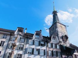 Hotel Roter Turm, Solothurn (Langendorf yakınında)