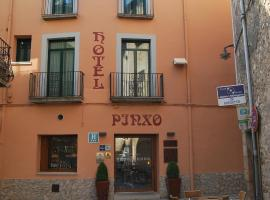 Hotel Pinxo, Санта-Колома-де-Фарн