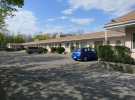 Clarkson Village Motel, Mississauga (Erindale yakınında)