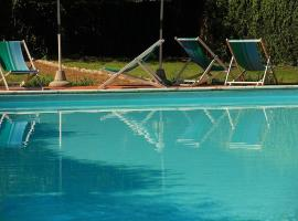 Colle di Val d'Elsa Villa Sleeps 6 Pool WiFi