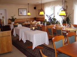 Gasthaus Zum Rothenberg, Lemberg (À proximité de: Pirmasens)