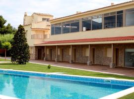 Aparthotel Monrural, Benissanet (рядом с городом Tivissa)