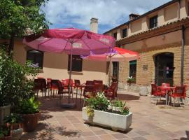 La Posada de Castrojeriz, Кастрохерис (рядом с городом Мельгар-де-Фернаменталь)