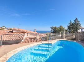 Santa Susanna Villa Sleeps 6 Pool WiFi