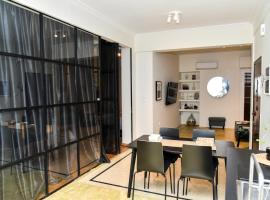 Brand-new Modern Flat in Central Athens
