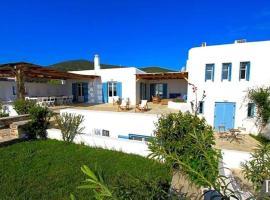 Antiparos Villa Sleeps 6 Air Con WiFi