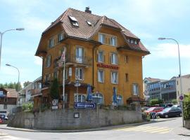 Hotel Glärnisch Hof, Horgen