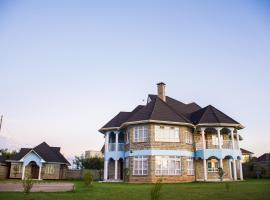Salient Guest House - Elgon View