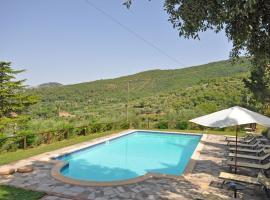 Cortona Villa Sleeps 8 Pool Air Con WiFi