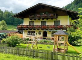 Hinterkellaubauer, Kuchl (Scheffau am Tennengebirge yakınında)